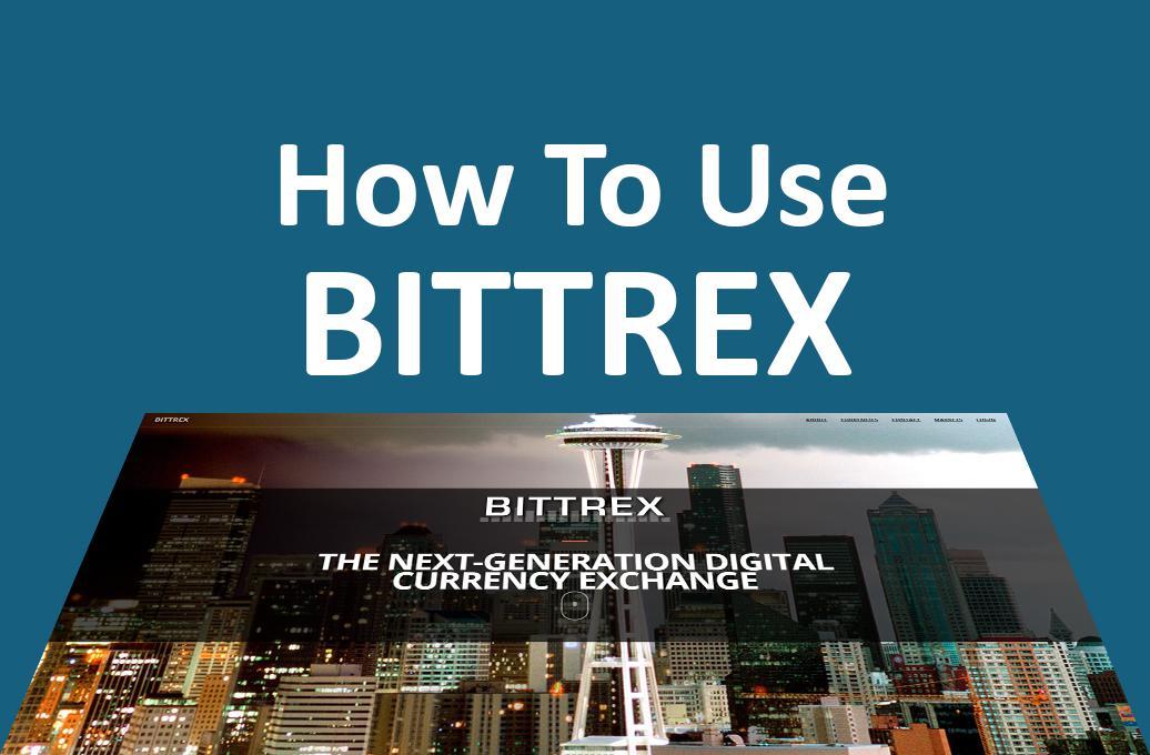 Bittrex Guide