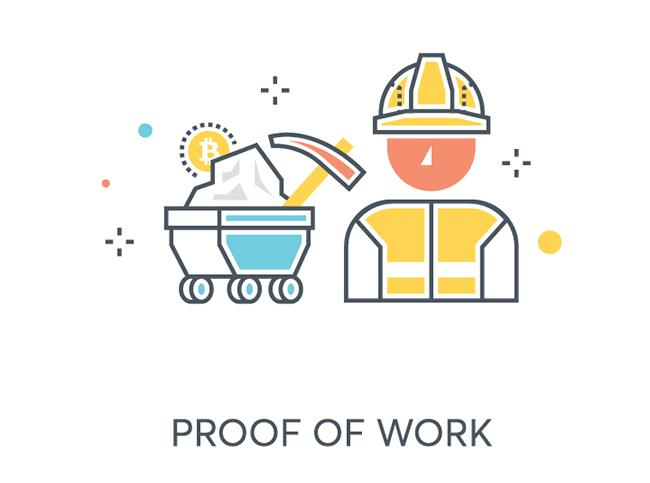 Proof of work Definition