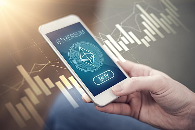 Buy Ethereum with your Smartphone