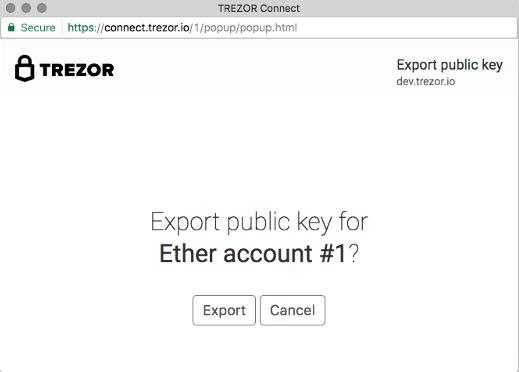 How To Test Trezor Wallet Blockchaininfo Export Private Keys – UKK UGM