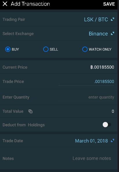 best app tracking cryptocurrency