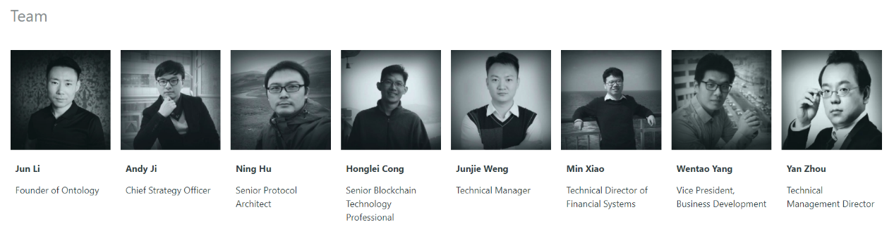 Ontology Network Team