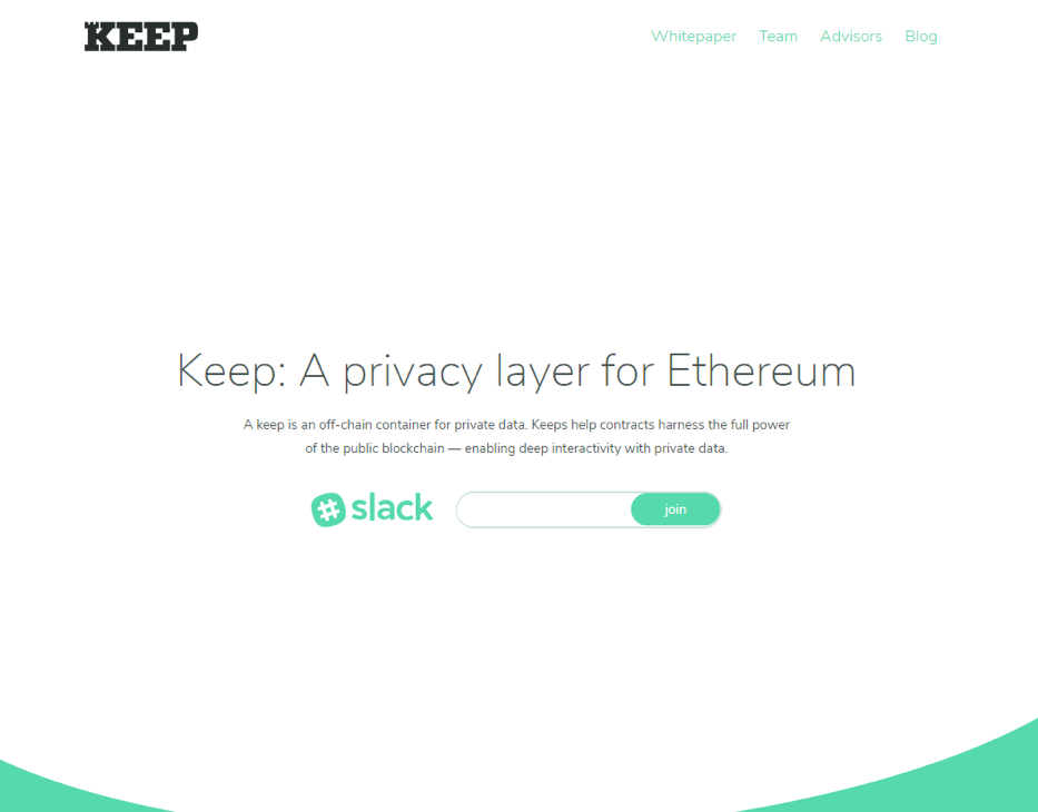 Keep Website