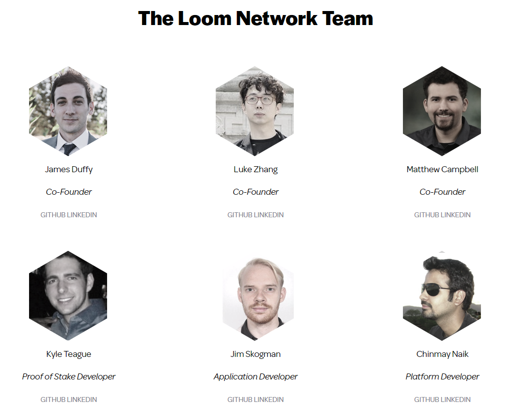 Loom Network Team