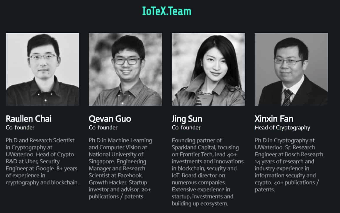 IoTex Team