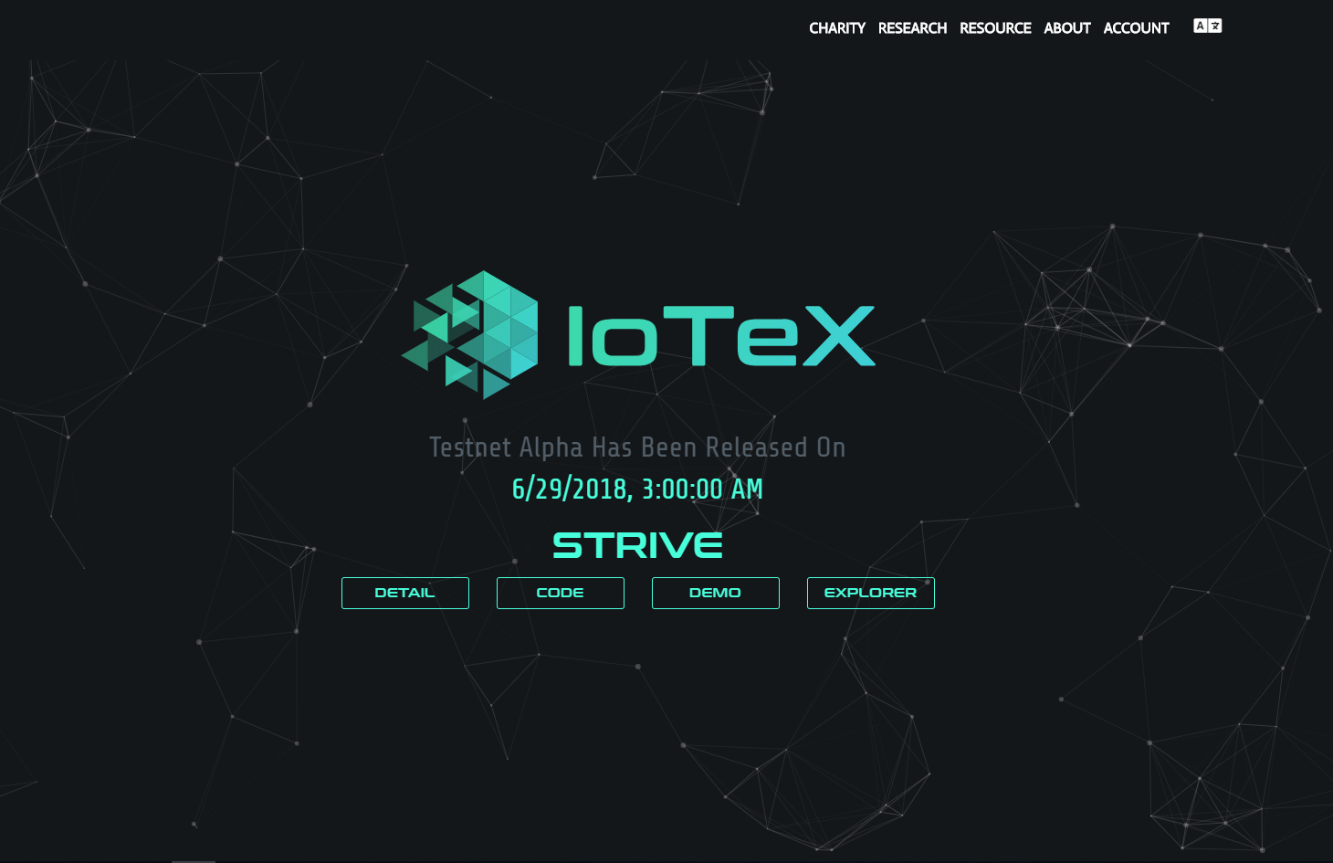 IoTex Website