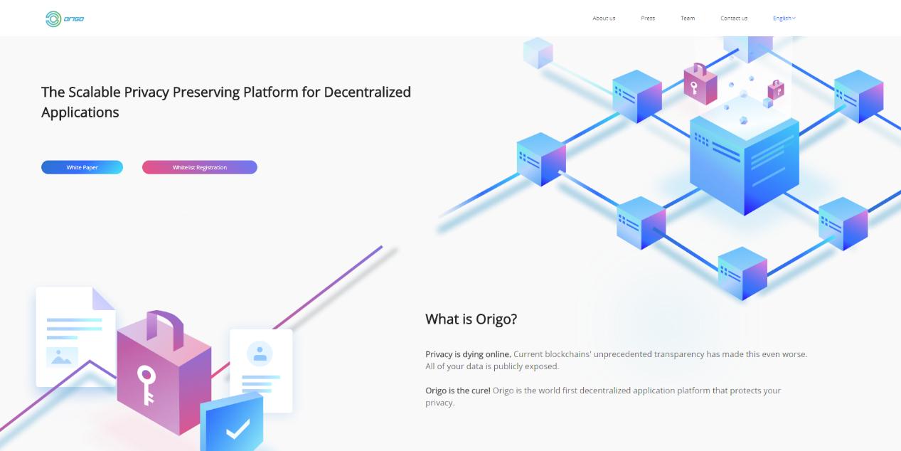Origo Website