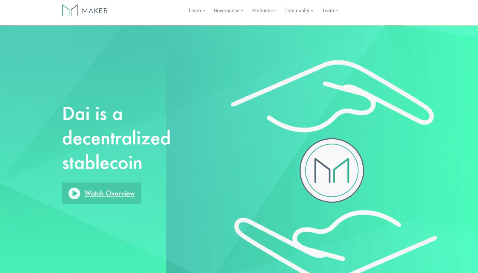 MakerDao Website