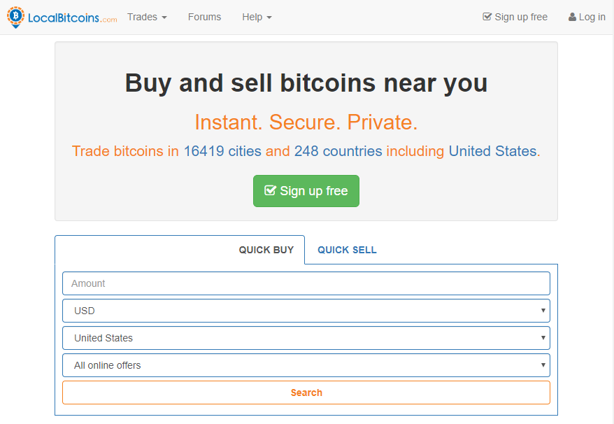 Can You Buy Ethereum On Localbitcoin Wallet Options And Security