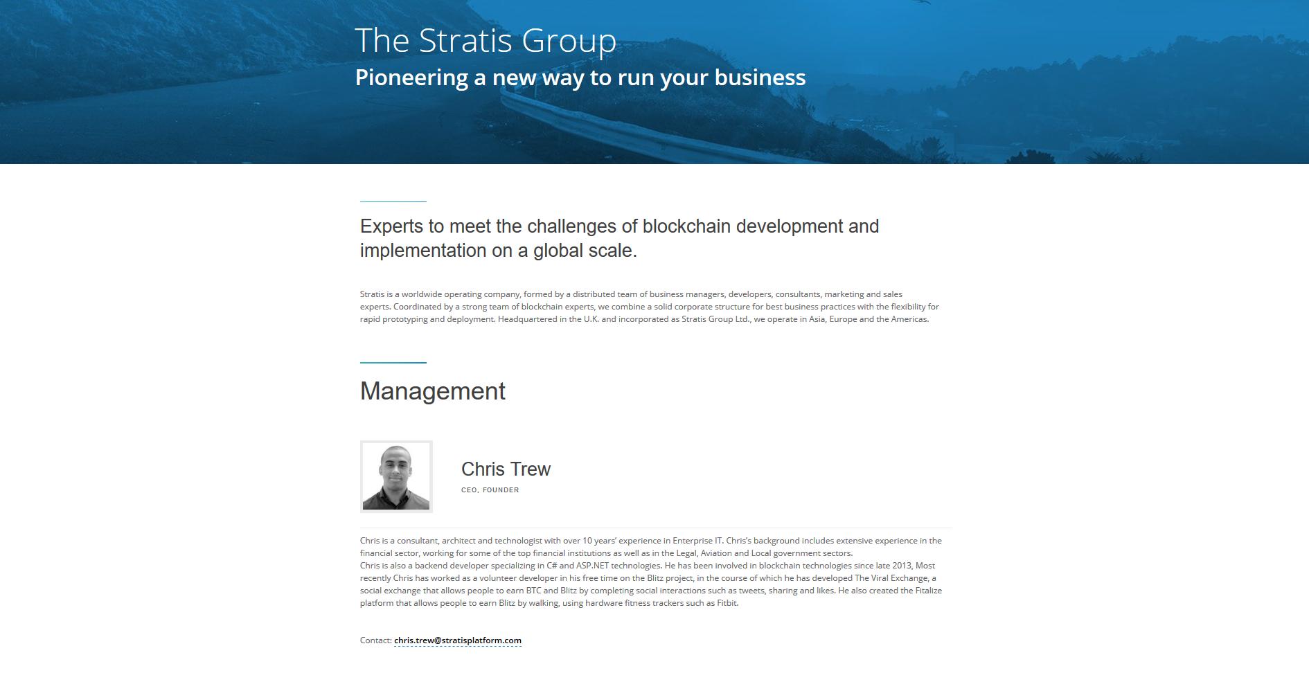 Stratis Group