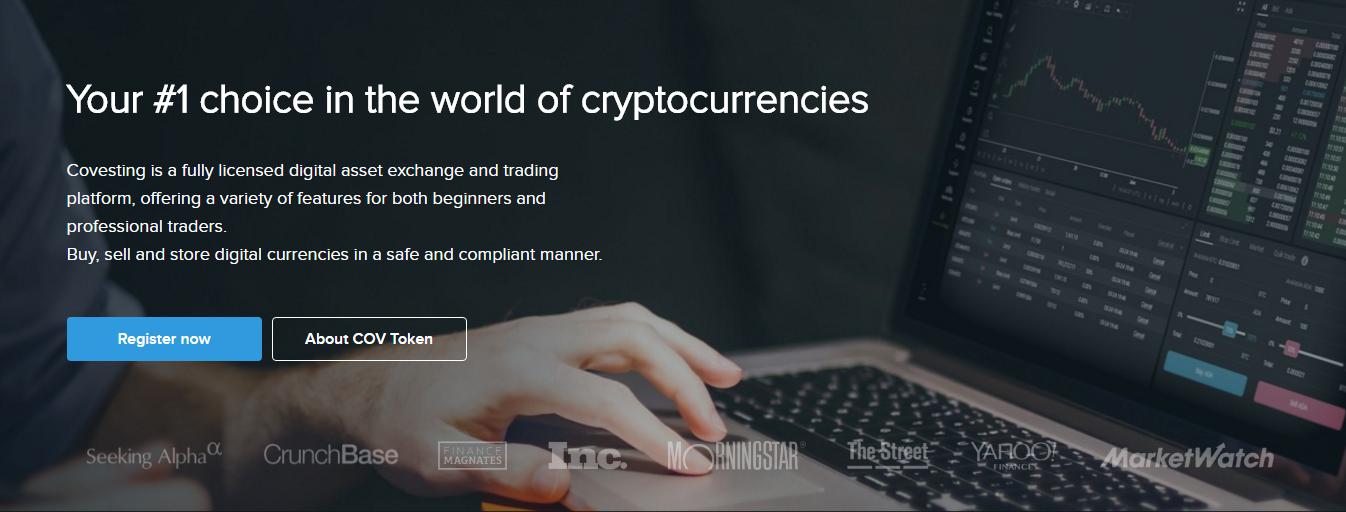 Social Trading Platform Covesting