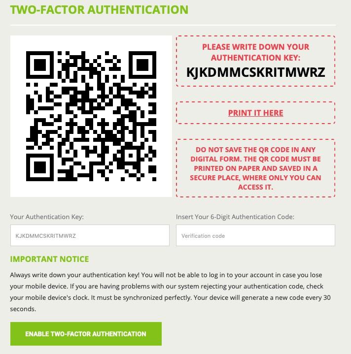 Ethereum Paper Wallet Set Up Bitstamp App – Micro Automação