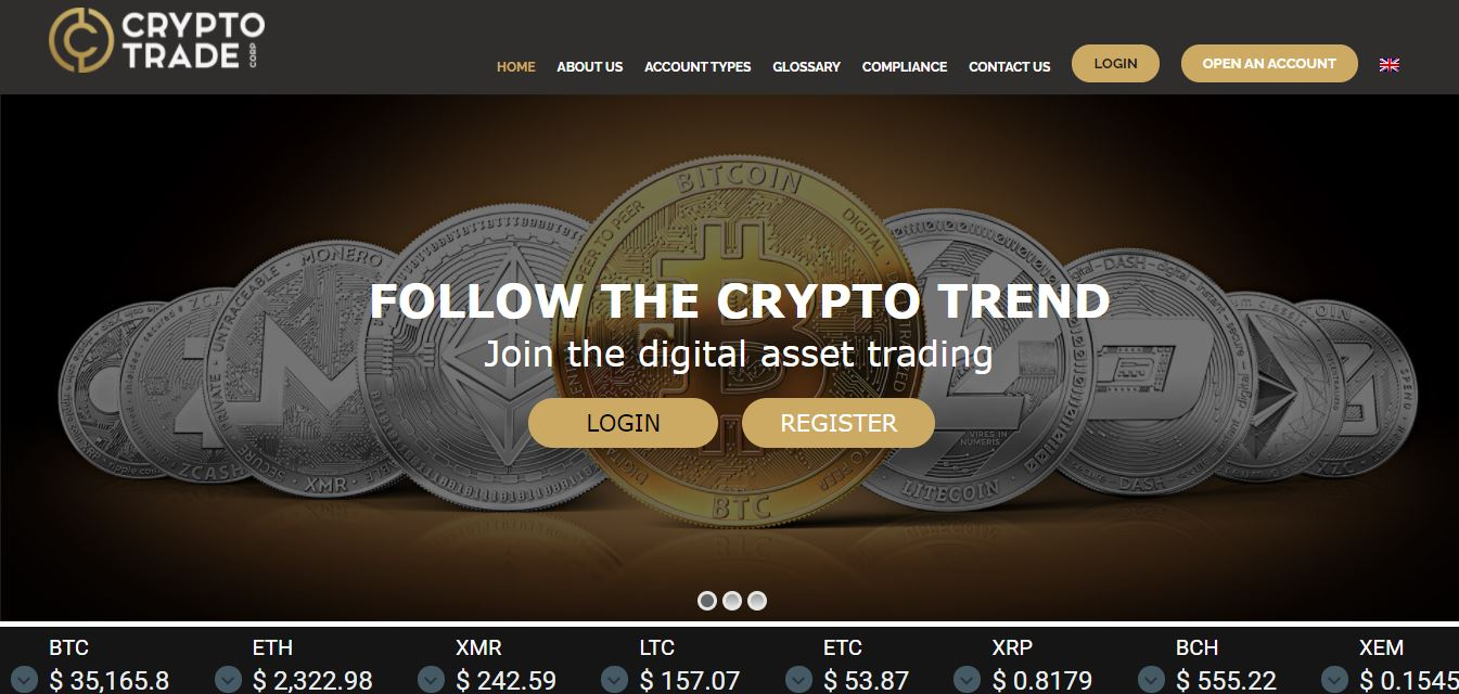 CryptoTradeCorp – Can You Trust Them?
