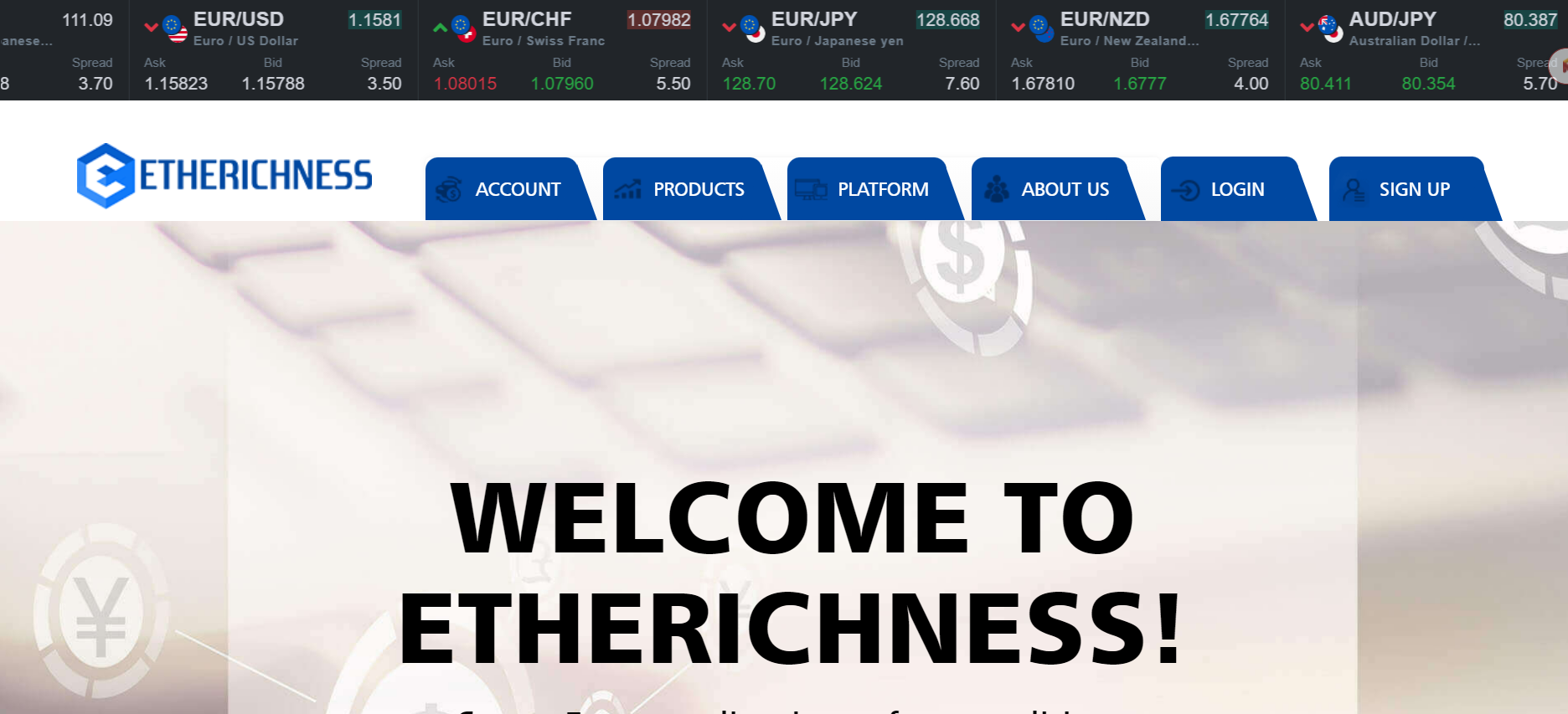 EtheRichness – Are They a Scam?